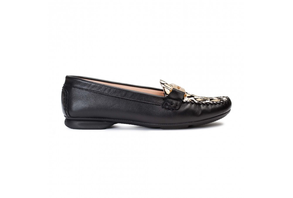 MOON FLORIDA NEGRO LEOPARDO METAL