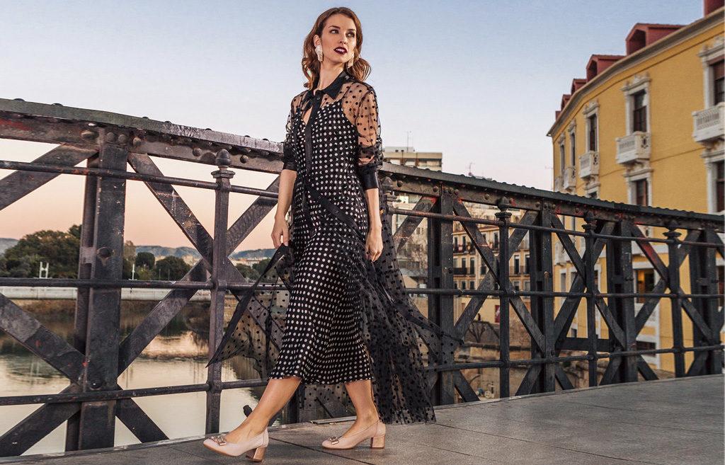 calzado elegante Sabrinas